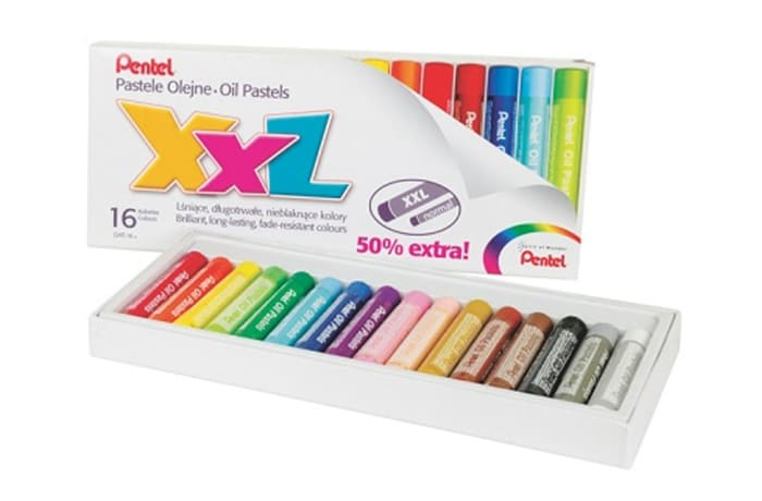 Pental Arts - GHT-16 XXL Oil Pastel image