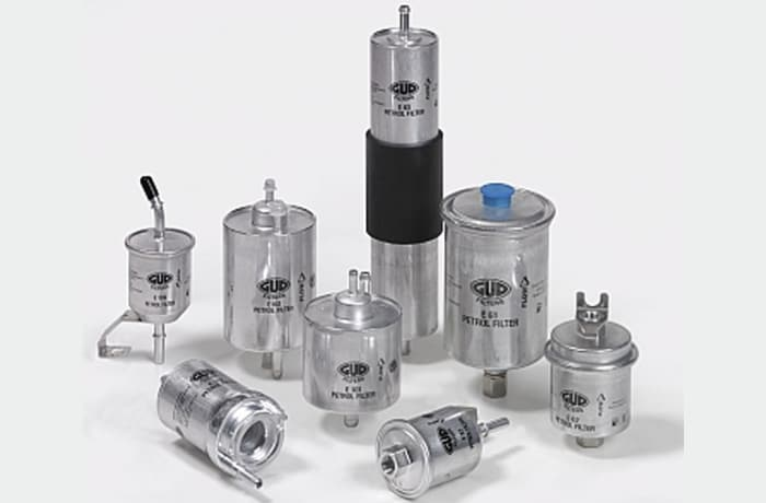 GUD fuel filters for Fuel Injection image