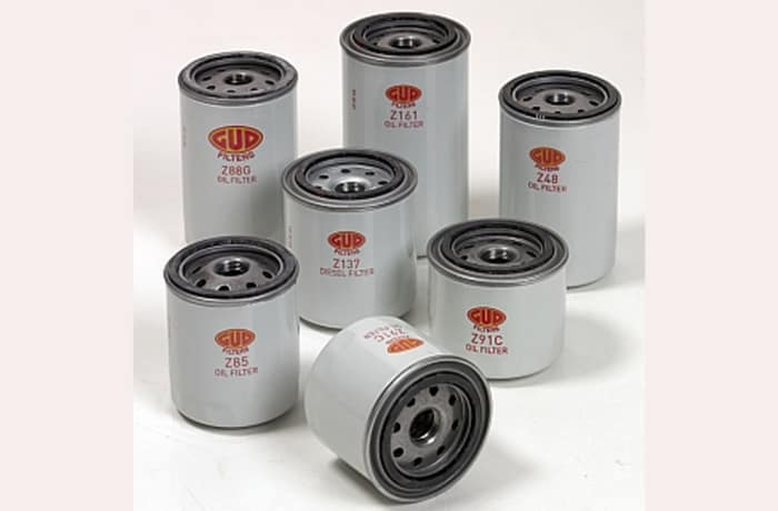 Gud oil filter image