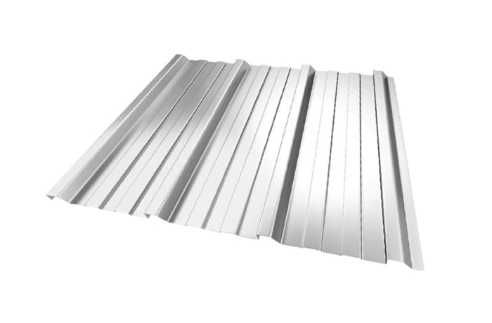 Galvanized  Widespand Steel Roofing Sheets image
