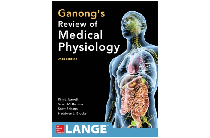 Ganong's Review of Medical Physiology 25th Edition image