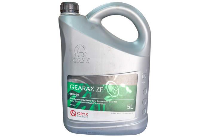 Oryx - Gearax ZF 80W - 90 5Litres image