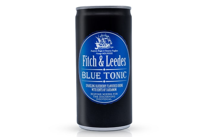 Fitch and Leedes - Blue Tonic image