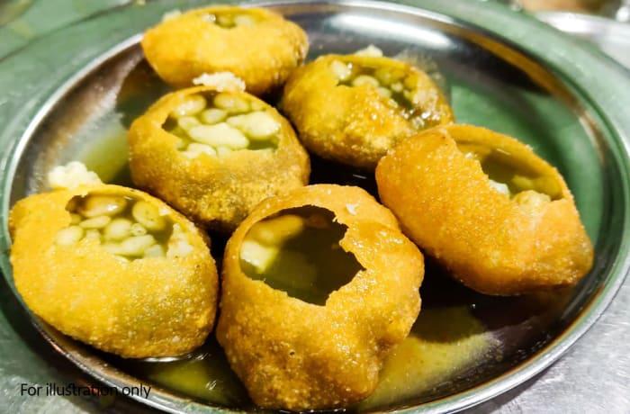 the snacks point - Pani Puri image