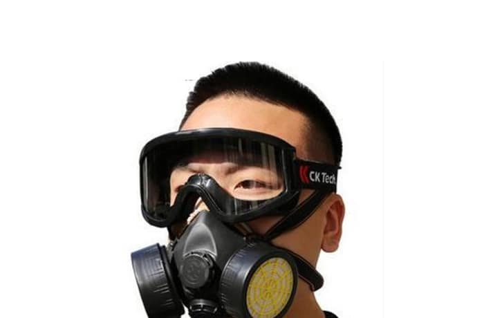 Industrial Dust Mask image