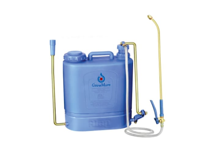 Knapsack Sprayer Blue image