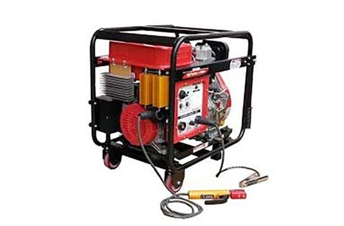 Welding Generators. image