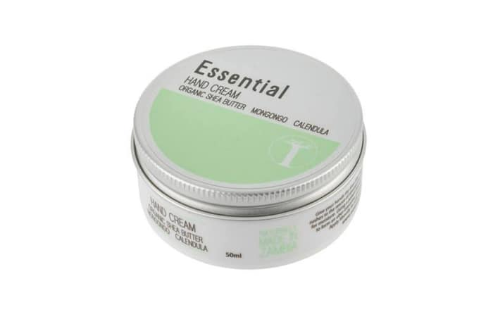 Hand Cream - Organic, Shea Butter, Mongongo, Calendula image