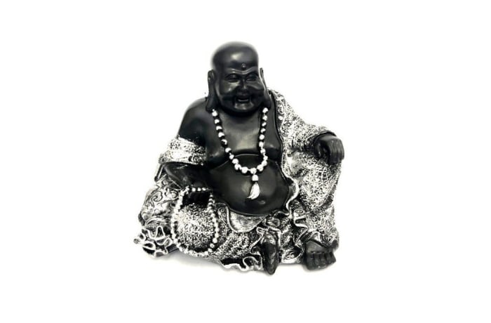 Buddha  Statue in Happy Position  image