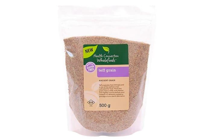 Grains Food Traditional Ethiopian Teff Grain image