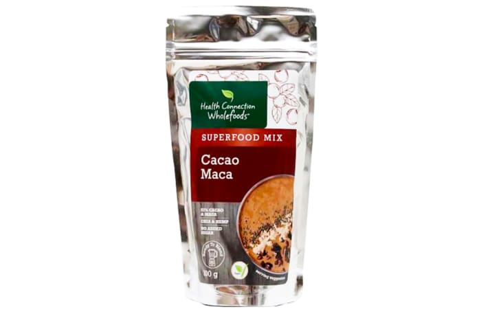 Cacao Maca   Superfood Mixes High in Fibre 200g image