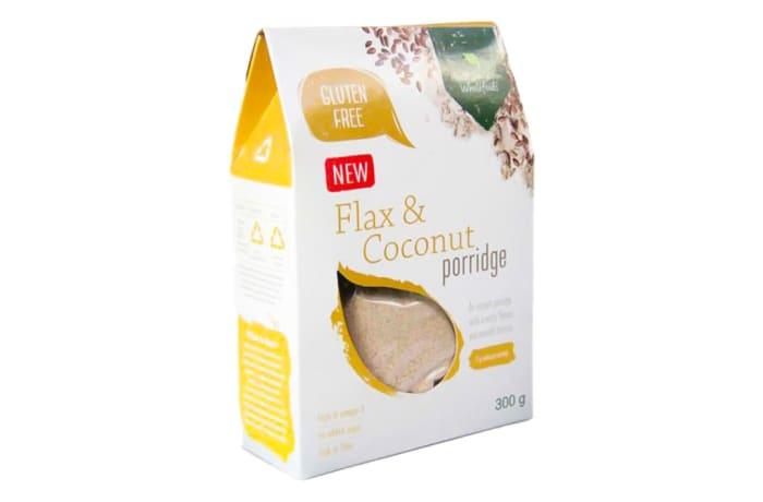 Health Connection WholeFoods - Flax & Coconut Porridge  image