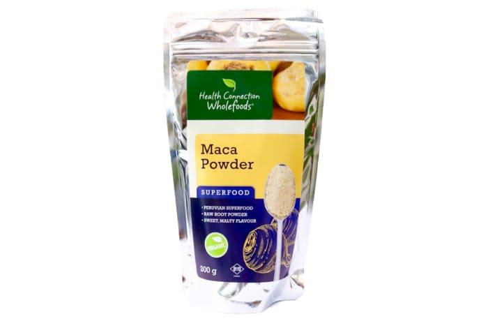Maca Powder Superfoods  Kosher Organic 200g image