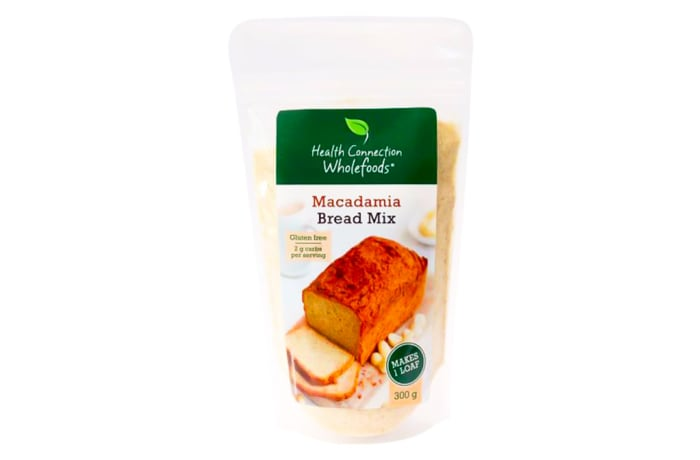 Health Connection WholeFoods - Macadamia Flour Bread Mix image