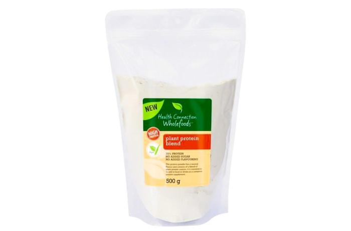 Plant Protein Blend  Lactose Free Vegan Powder image