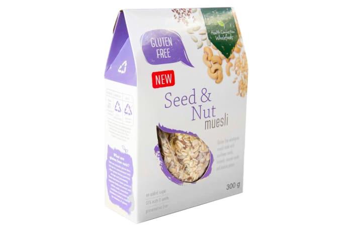 Muesli  Gluten Free Wholegrain Seed & Nut  image