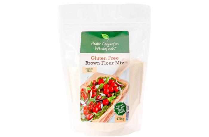 Gluten Free Brown Flour Mix  470g  image