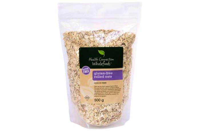 Gluten Free Rolled Oats   Wholegrain 500g  image