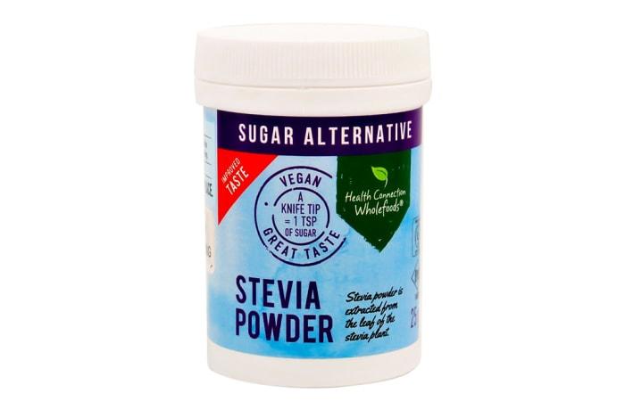 Stevia Powder  Sugar Alternative Vegan Great Taste 25g image