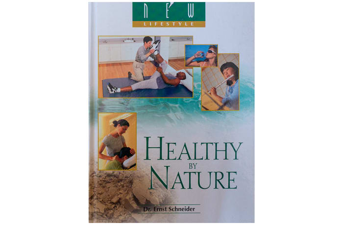 Healthy by Nature - Natural Treatment of Disease image