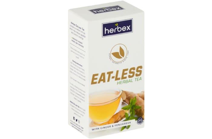 Eat-Less Herbal Tea with Ginger & Fenugreek  image