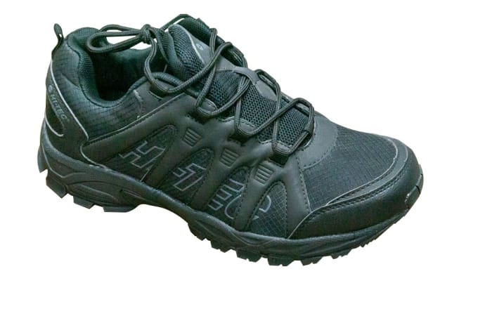 Hi-Tec Walking Shoes Black image