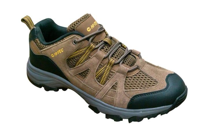 Hi-Tec Walking Shoes Suede Top image