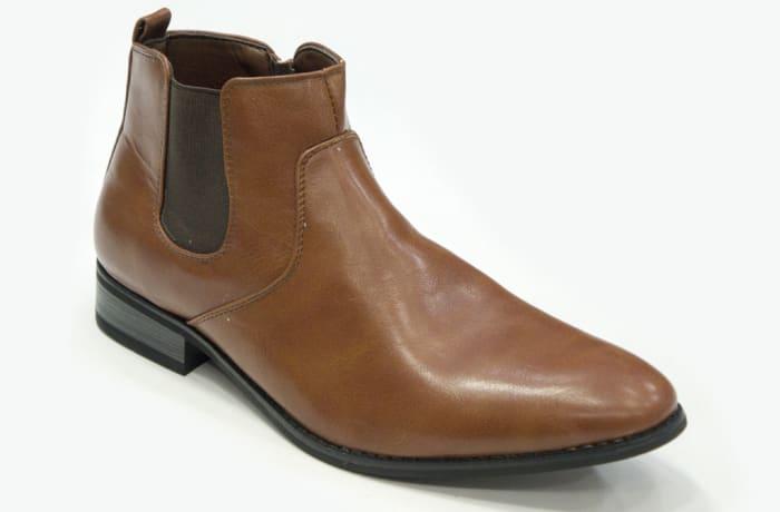 Honeymoon Men's Boot Brown image