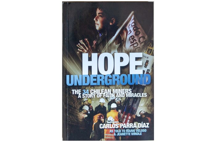 Hope Underground - A Story of Faith and Miracles image
