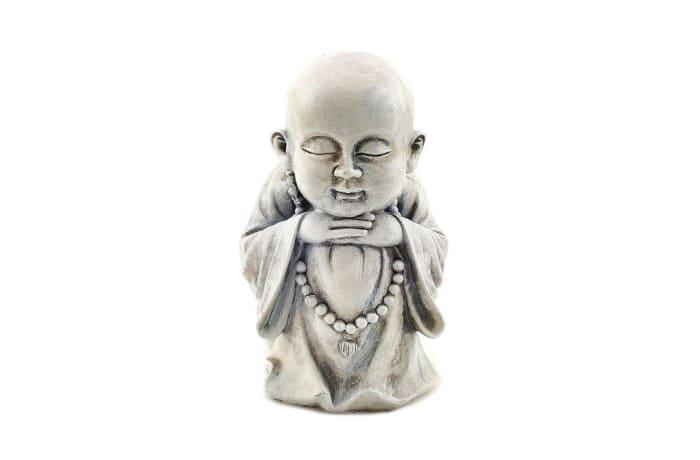 Buddah Statue Humble Monk  image