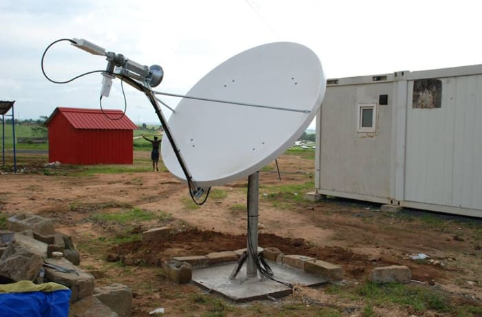 Satellite Fixed VSAT image