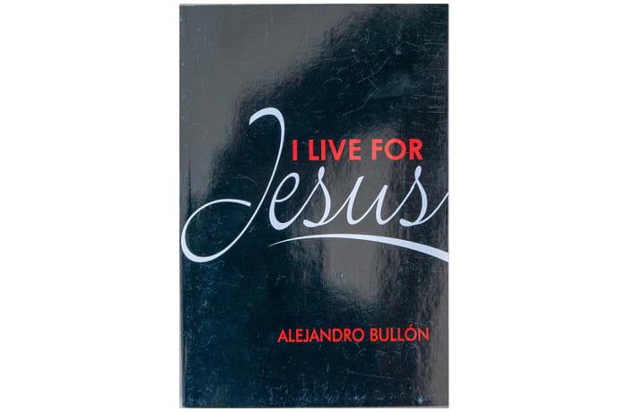 I Live for Jesus image