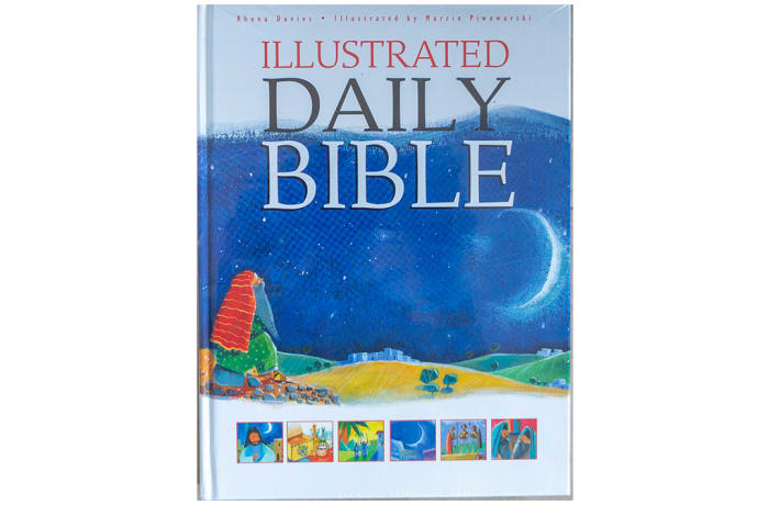 Illustrated Daily Bible image