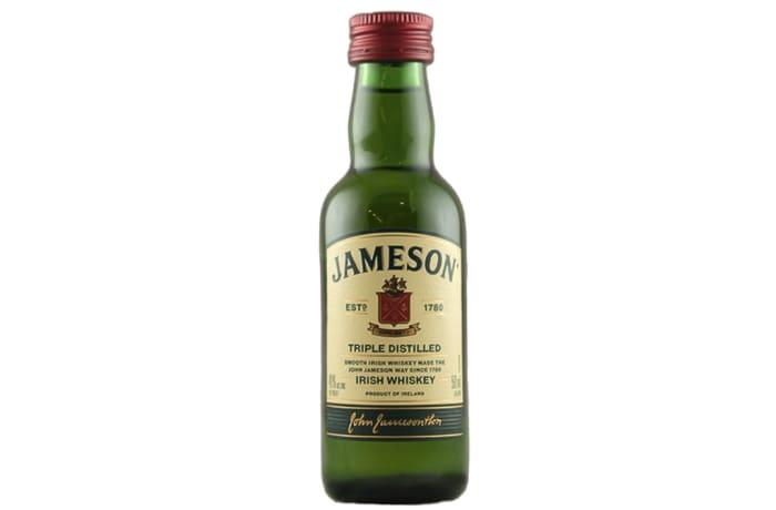Whiskey Jameson  Irish Whiskey 50ml image