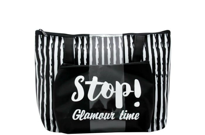 Cosmetic Bag  Twin Pack  Stop! Glamour Time image