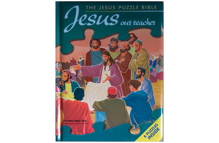 Jesus Our Teacher - The Jesus Puzzle Bible image