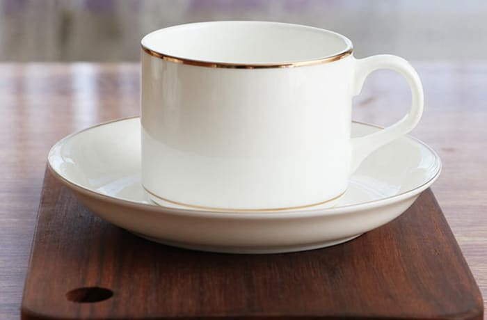 Jingdezhen European style simple coffee cup set -  34066533393 A image