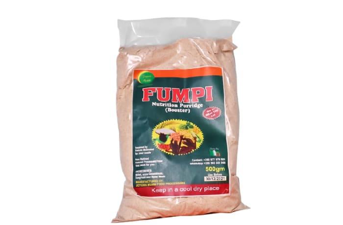 Fumpi Porridge Nutrition Booster  500gm image