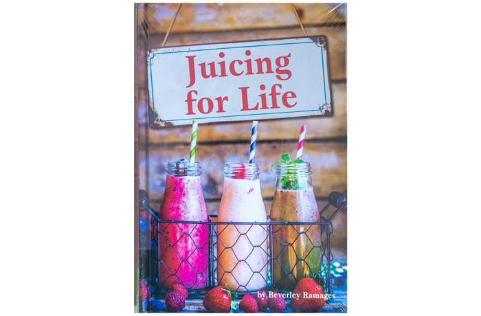 Juicing for Life image