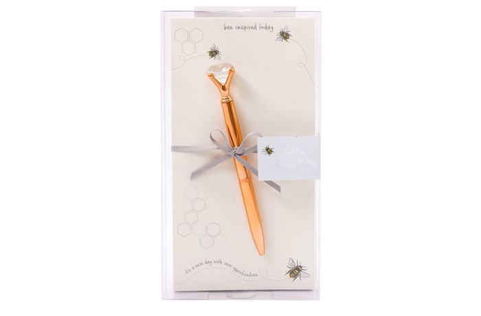 Just Bee - Magnetic Memo Pad & Pen Set  image