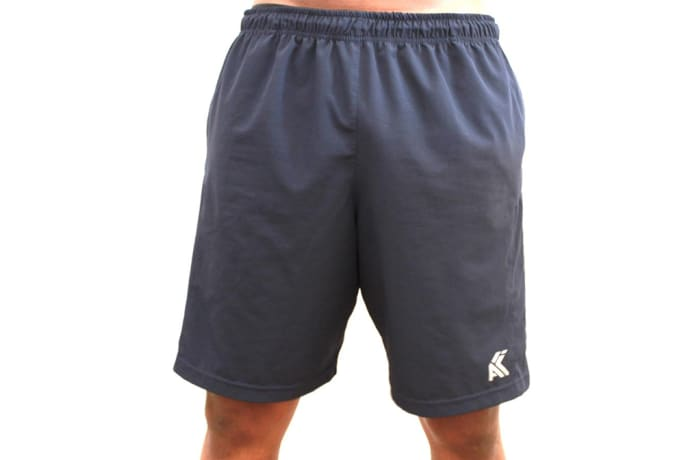 Men's Flex Shorts - Navy Blue image