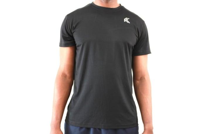 Men's Warrior T-Shirt - Black  image