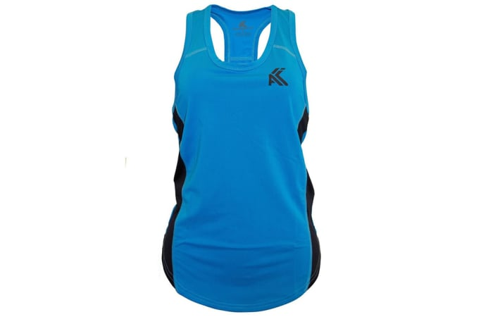 Women's Tech Vest - Blue image