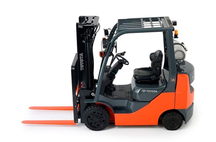 Toyota Forklift - Core IC Pneumatic Forklift  image