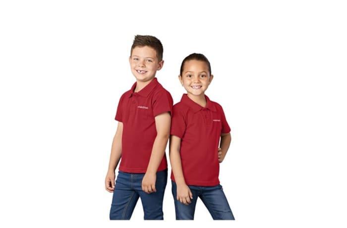 Kids Elemental Golf Shirt image