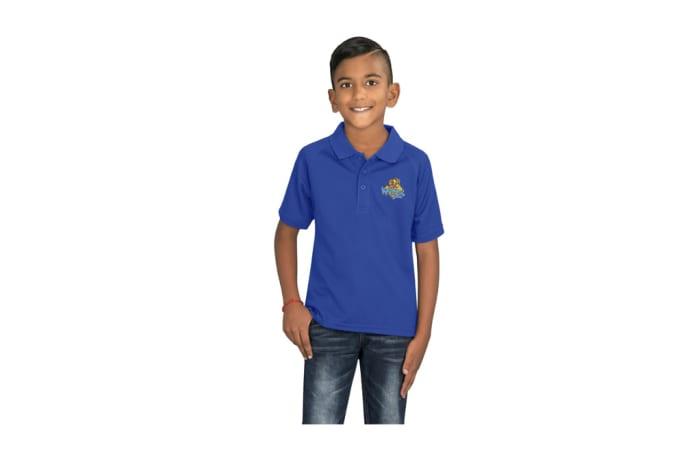 Kids Sprint Golf Shirt image