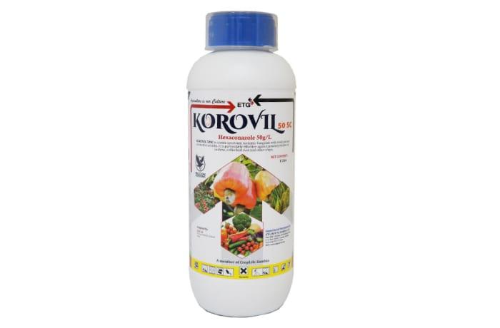 Korovil 50 SC Fungicide - 1 litre  image