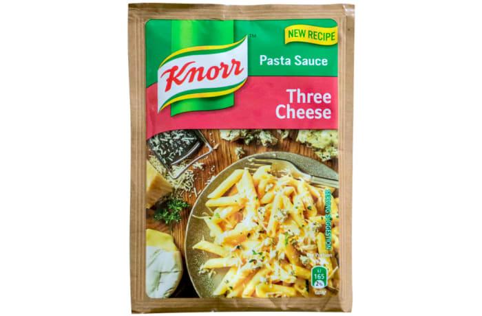 Sauce - Knorr Pasta Three Cheese image