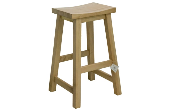 Chairs -  Solid Wood Bar Stool image