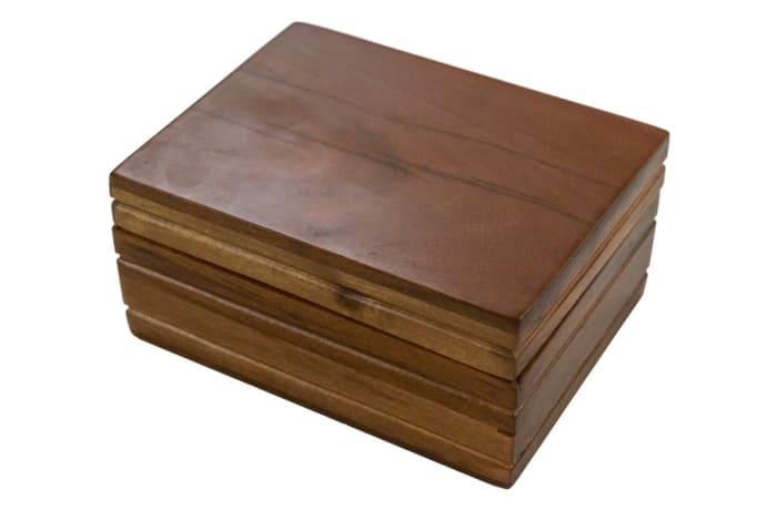 Jewellry Accessories - Wooden Jewelry Box image